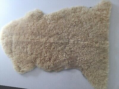 New Zealand lambswool approved infant care rug