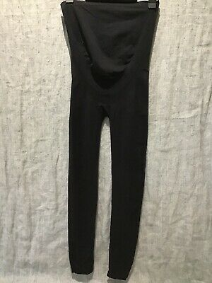 target maternity leggings size medium black