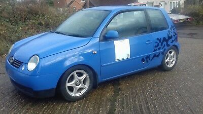 Vw Lupo Road Legal Track  Car (Relisted Due To Complete Time Waster)