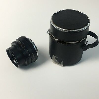 Excellent Leitz Summicron-R 50mm f2 Lens For Leicaflex