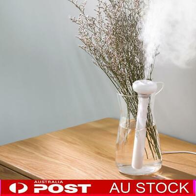 New Air Humidifier Ultrasonic Cool Mist Steam Nebuliser Aroma Diffuser Purifier
