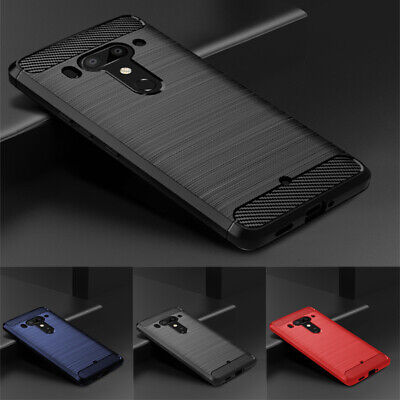 For HTC U11 12 Life Plus Exodus 1 Shockproof Silicone Rubber Soft TPU Case Cover