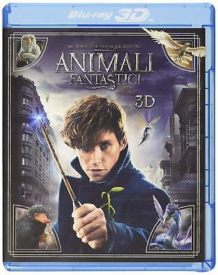 Fantastic Beasts and Where to Find Them - 3D Blu-Ray Disc -