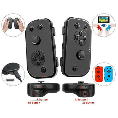 Wireless Game Controller Gamepad Joypad Replacement For Nintendo Switch Console