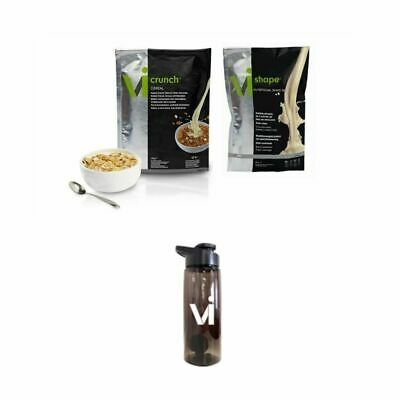 Kit Visalus Morning: Vi-Shape 744 gr. - Vi-Crunch Cereal Pouch E Borraccia