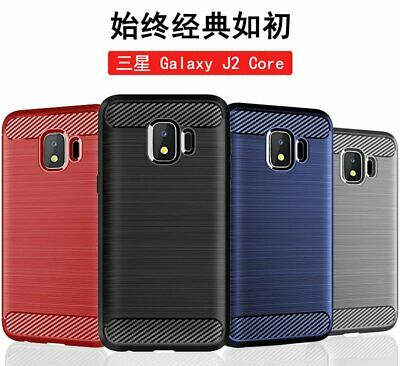For Samsung Galaxy J2 Core Luxury Full Shockproof Hybrid Soft Case Cover