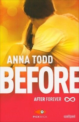 Libro Before After Forever - Volume 6 - Anna Todd