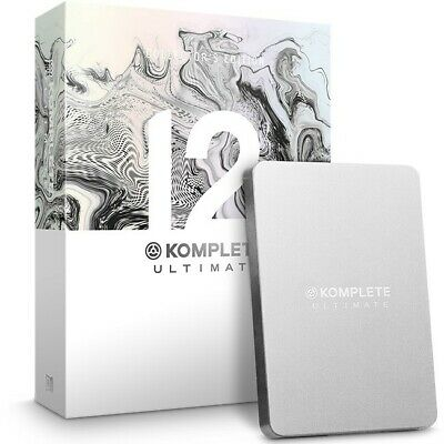 Native Instruments Komplete12 Ultimate Collectors Edition Music Production Suite