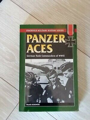 Panzer Aces, Ww2 Paper Back