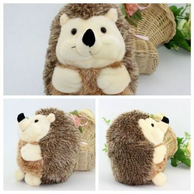 Lovely Soft  Hedgehog Animal Doll Stuffed Plush Toy Children Kids Home  WY