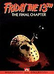 Friday the 13th - Part 4: The Final Chapter (DVD, 2000, Sensormatic)