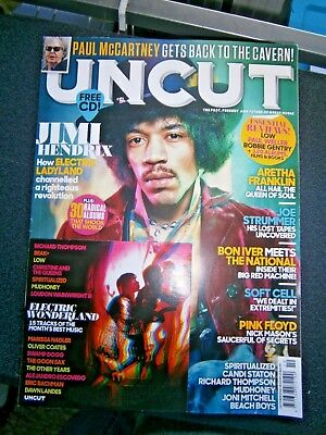Uncut Magazine & CD October Issue 2018 (new)