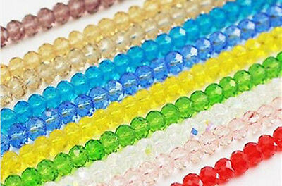 Wholesale Colorful Crystal Loose Bead New