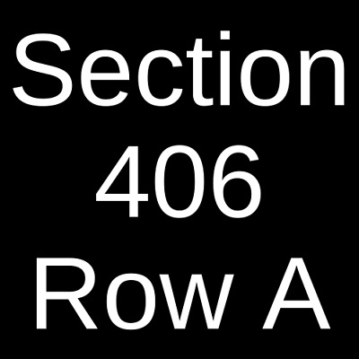 4 Tickets Bruno Mars 4/29/19 Park Theater at Park MGM Las Vegas, NV