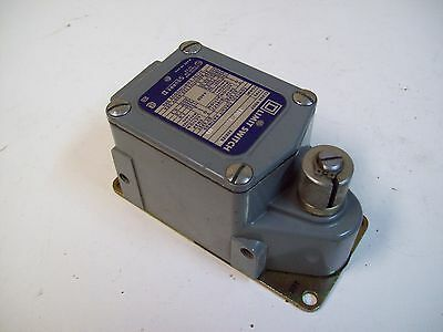 Square D 9007 Tub12 Heavy Duty Position Switch - Nnp - Free Shipping