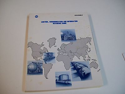 Allen-Bradley Iccg-1.2 Control, Commication & Information Reference Guide
