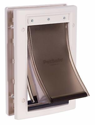 PetSafe Extreme Easy Install Weather Pet Door, 3 Flap System - Small