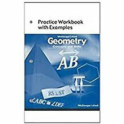 Geometry : Concepts and Skills by McDougal Littel -ExLibrary