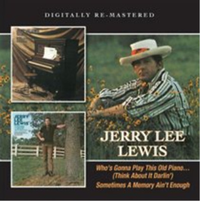 JERRY LEE LEWIS - Who's Gonna Play This Old Piano [New CD