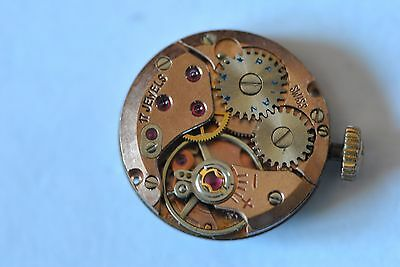 Original Eta 2412 movement RADIANT running (ref.(1/1813)