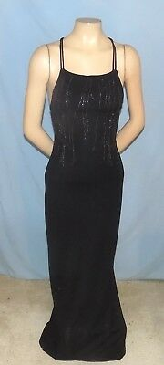 9c06a4b07 Awesome & Chic Roberta Floor-Length Formal Dress Size Small (Estimate 7/8