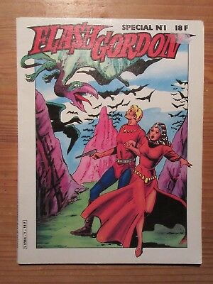 Flash Gordon Special Numero 1 1982