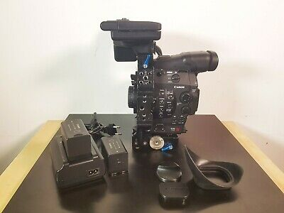 CANON EOS-C300 PL MKI C300 EOS 431 hrs + Charger +2x batteries 1 month warranty