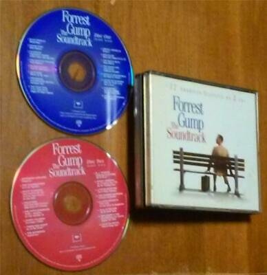 Forrest Gump - The Soundtrack:  32 American Classics on 2 CDs