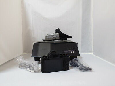 Olympus OM-D E-M10 16.1MP Digital SLR Camera - Black (Body Only)