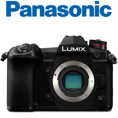 Panasonic LUMIX DC-G9K Body Only 20.3 MP Digital Camera - Black