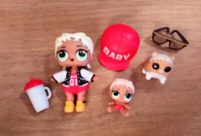 Lol Surprise Dolls Original Series 1 - Complete MC Swag Family!! 👪