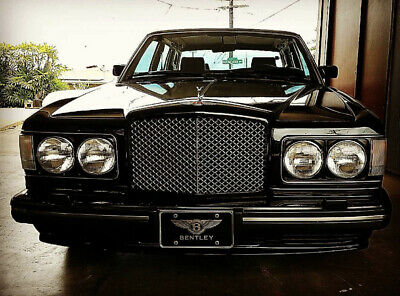 1990 Bentley Turbo R  1990 BENTLEY TURBO R