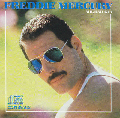 Freddie Mercury - Mr. Bad Guy ( Audio Cd )( New And Sealed )