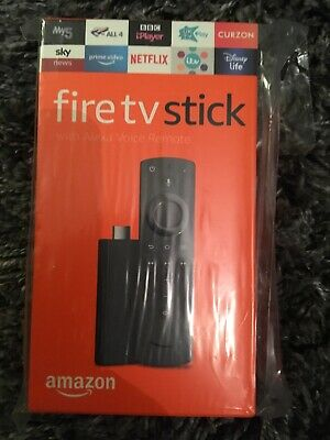 Amazon Fire TV Stick with all-new Alexa Voice Remote And Volume Control