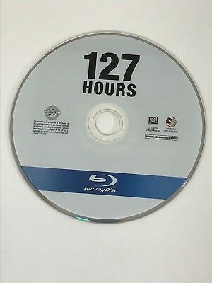 127 Hours - Blu Ray Disc Only - Replacement Disc