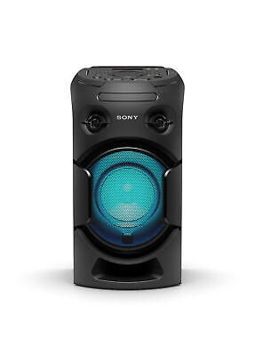 Sony MHC-V21 high power Home Audio system with speaker light and Bluetooth