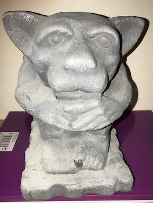 Latex Mould for making this Large Gargoyle