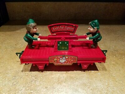 EZTEC G GAUGE PUMPING ELF HAND CAR Scientific Toy Passenger