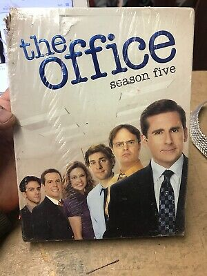 NEW! The Office Season 5 DVD Set