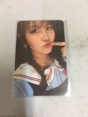 Pristin Hi! Pristin Yehana 1st Mini Album Official Photocard Card Kpop K-pop