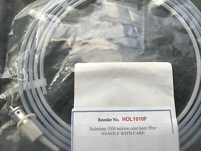 1000 Holmium Laser Fiber for Urology lithotripsy YAG laser cutting HOL1010F