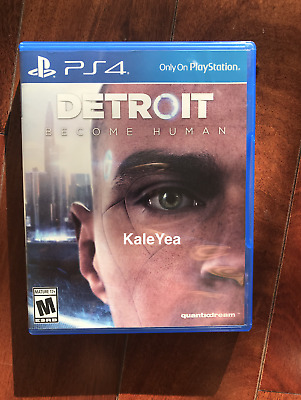 Detroit: Become Human - PS4 (Sony PlayStation 4)