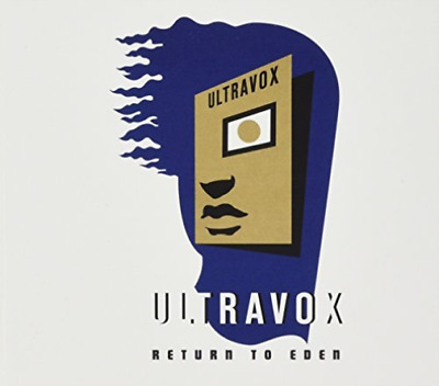 Ultravox-Return To Eden (UK IMPORT) CD NEW
