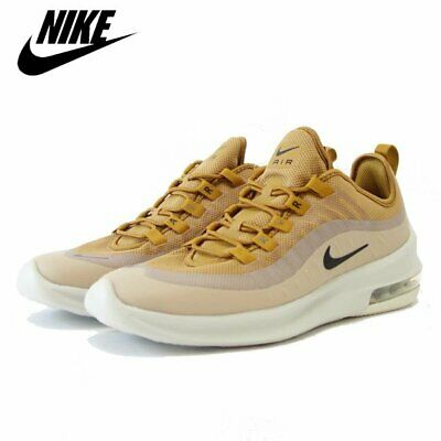 best website 922d6 5d83c new in box brown wheat NIKE AIR MAX AXIS NEW STYLE SHOES AA2146-700 sz