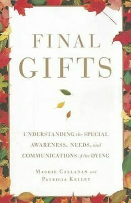 NEW Final Gifts By Maggie Callanan Paperback Free Shipping