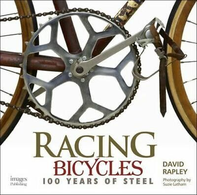 NEW Racing Bicycles By David Rapley Hardcover Free Shipping