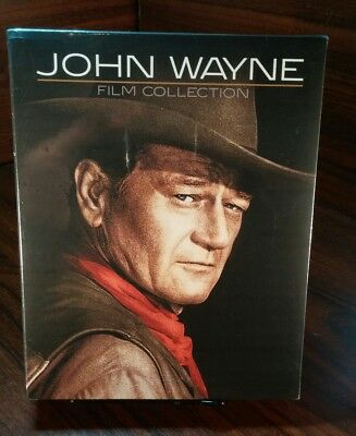 John Wayne Film Collection 7 Movies (Blu-ray Boxset,7-Disc Set)NEW-Free Shipping