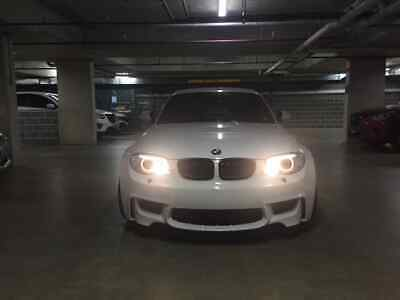 Ultimate race track car BMW 1M twin turbo