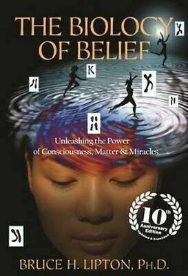 NEW Biology of Belief By Bruce Lipton Paperback Free Shipping