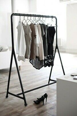 Ikea Turbo Clothes Rack - in mint condition - used once - pickup only
